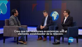 Genaro Lozano entrevista a Daniel Kerner y David Gordon