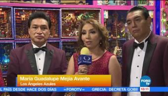 Los Ángeles Azules triunfan en el Auditorio Nacional