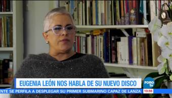 Entrevista con la cantante Eugenia León