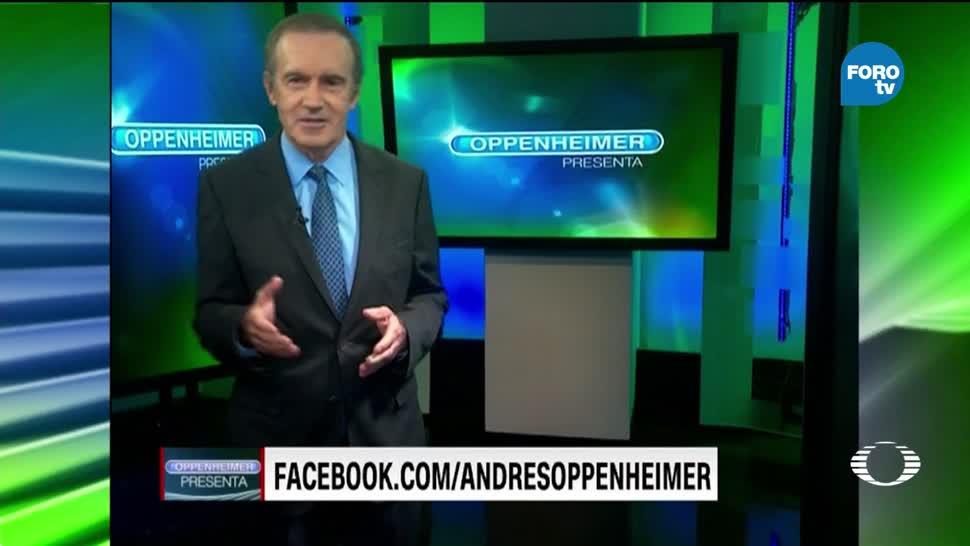 Oppenheimer: programa del 18 de noviembre de 2017