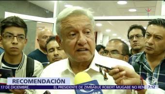 López Obrador sugiere encuesta ciudadana para elegir candidatos en el PRI