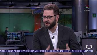 Conmemoración de la Revolución Mexicana, análisis en Despierta con Loret