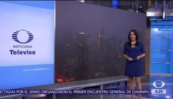 Las noticias, con Danielle Dithurbide: Programa del 20 de noviembre del 2017