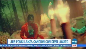 #LoEspectaculardeME: Luis Fonsi lanza nuevo sencillo
