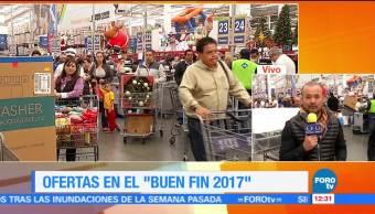 Consumidores y empresas aprovechan 'El Buen Fin' 2017