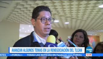 Sesionan grupos de trabajo en el segundo día de renegociaciones del TLCAN