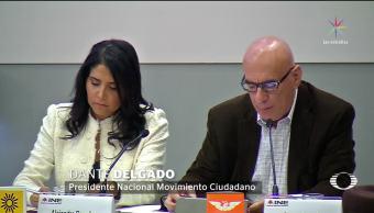 Frente Ciudadano propone renta universal para mexicanos