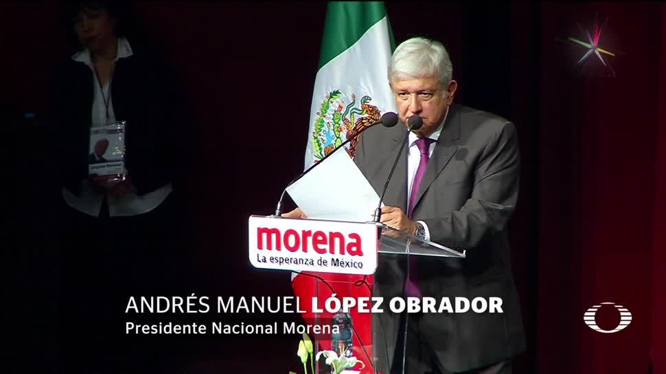 Morena presenta su proyecto de nación