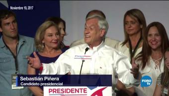 Chile va a segunda vuelta electoral