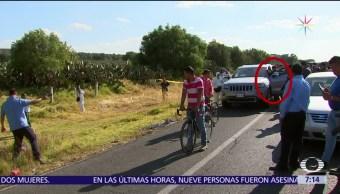 Asesinato de Adolfo Lagos refleja violencia en el Edomex