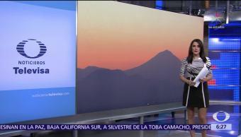 Las noticias, con Danielle Dithurbide: Programa del 21 de noviembre del 2017