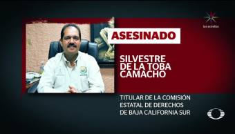 Matan al ombudsman en Baja California Sur