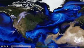 NASA crea simulador de imágenes registradas por distintos satélites