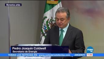 Joaquín Coldwell señala la importancia del mercado eléctrico