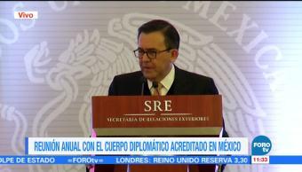 Ildefonso Guajardo destaca la importancia del liberalismo comercial
