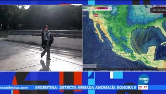 Emiten alerta por intenso frío en la CDMX