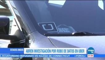 Investigan a Uber por encubrimiento en robo de información