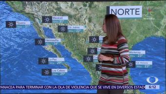 Pronostican ambiente muy frío y heladas en norte, oriente y centro del país