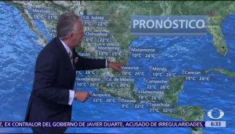 Despierta con Tiempo: Frío y heladas afectarán norte, oriente y centro de México
