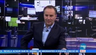 Matutino Express del 23 de noviembre con Esteban Arce (Bloque 1)