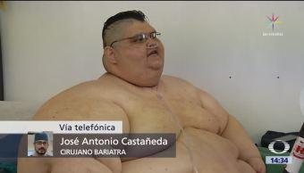 Juan Pedro Franco se encuentra bien, dice su médico