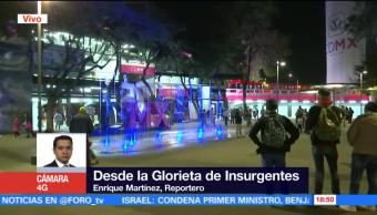 La Glorieta de los Insurgentes estrena imagen