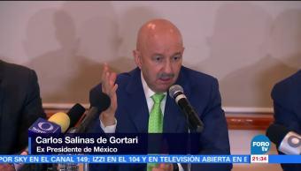 Renegociación del TLCAN responde a un intento de regresión: Salinas