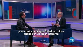 Genaro Lozano entrevista a Gary Gerstle