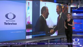 Las noticias, con Danielle Dithurbide: Programa del 24 de noviembre del 2017
