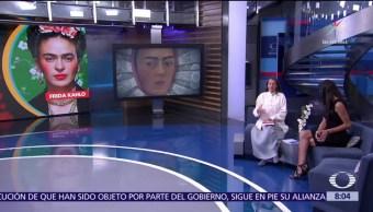 Claudia Madrazo presenta nueva edición de 'El diario de Frida Kahlo'