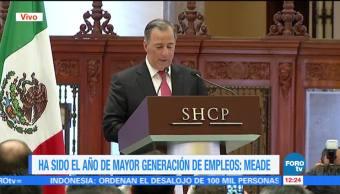 Meade anuncia que solicitará registro como precandidato del PRI a la Presidencia