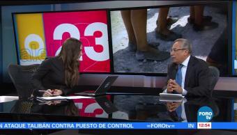 Luis Soto habla del combate a la pobreza