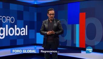 Foro Global: Programa del 27 de noviembre de 2017
