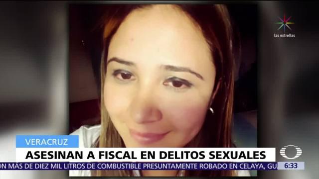 Asesinan a la fiscal especializada en delitos sexuales en Pánuco, Veracruz