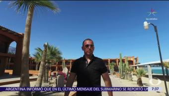 Siguen protestas en Baja California por arresto de Sunshine Rodríguez
