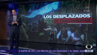 Disputa de tierras desplaza a tzotziles de nueve comunidades de Chiapas