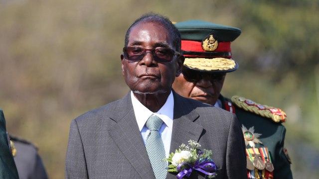 presidente zimbabue prepara dimitir intervencion militar