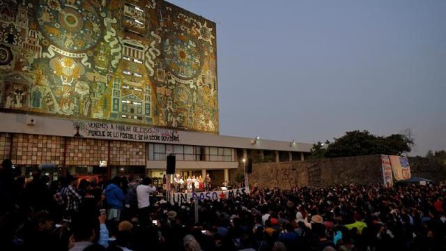 marichuy recolecta firmas ciudad universitaria
