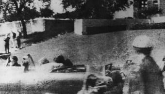 EU publica 10,744 nuevos archivos sobre el asesinato de Kennedy