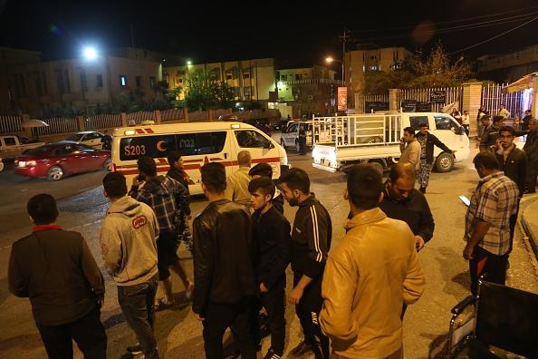 Un sismo de magnitud 7,3 sacude Suleimaniya — Terremoto en Irak