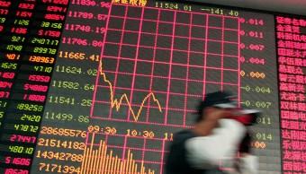 Acciones de Shanghai registran su peor sesión en tres semanas