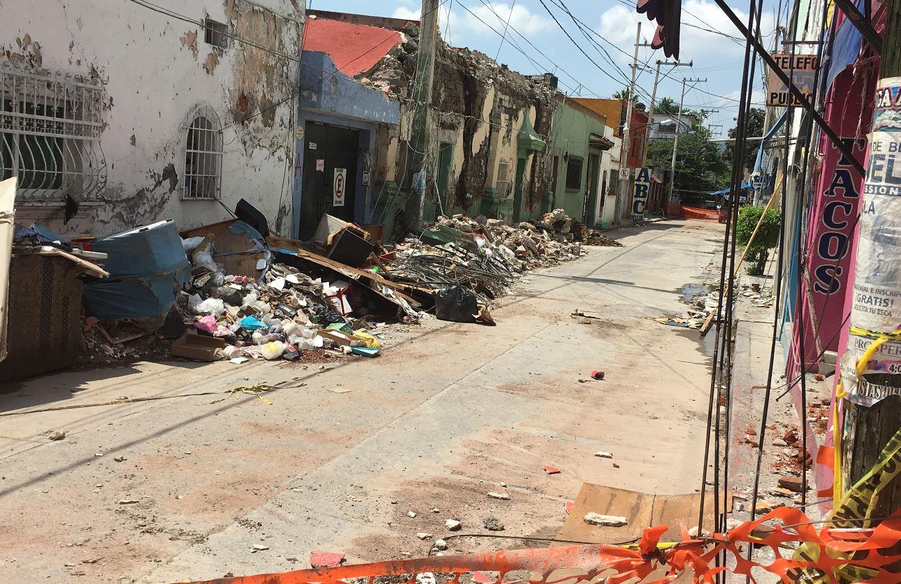 Segob declara fin de emergencia en Morelos tras sismos