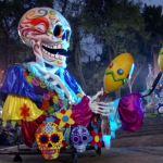 Al estilo michoacano celebran el Día de Muertos en panteón de Dolores