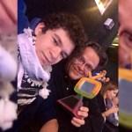 alberto tinoco recibe premio pantalla de cristal