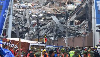 Se mantienen abiertas 189 carpetas de investigación por sismo en CDMX