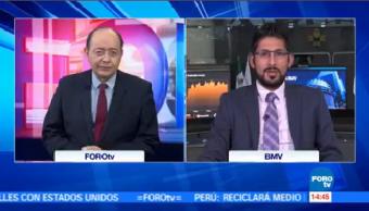 Analizan Factores Afectan Comportamiento Mercados Estadounidenses Fernando Bolaños, Analista Bursátil