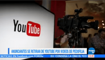 Anunciantes Eu Retiran Youtube Videos Pedofilia Black Friday