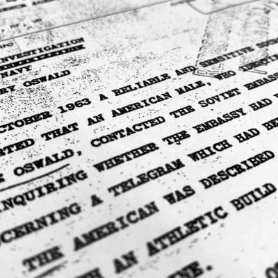 Las 5 revelaciones más extrañas sobre el asesinato de John F. Kennedy