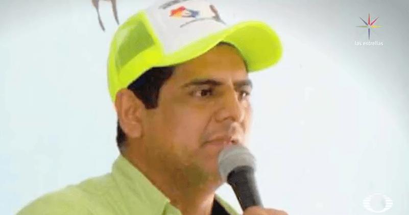 Aristeo Trinidad Nolasco, presidente municipal de Pijijiapan, Chiapas