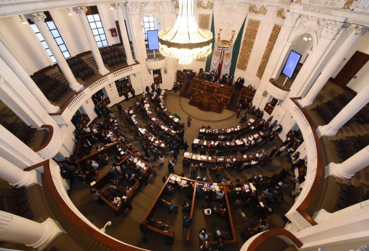 Ley de Reconstrucción CdMx beneficia a damnificados: Leonel Luna